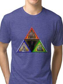 Triforce - Wisdom, Courage, Power Tri-blend T-Shirt