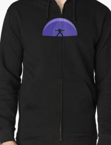 Titan - Ward Of Dawn Zipped Hoodie