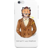 Fantastic Wes Anderson iPhone Case/Skin