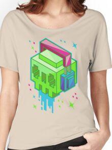 Cube DJ #2 Women's Relaxed Fit T-Shirt