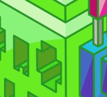 Cube DJ #2 Sticker