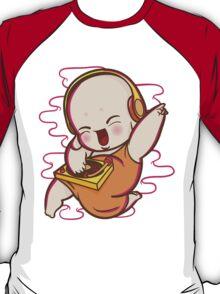 Little monk DJ T-Shirt