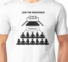 Ohm, Join The Resistance. Unisex T-Shirt