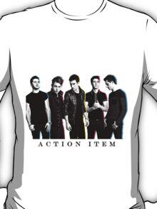 Action Item (white) T-Shirt