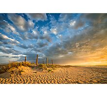 Summer Stormclouds Photographic Print