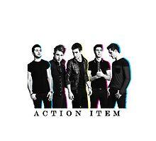 Action Item (white) by tatiananori