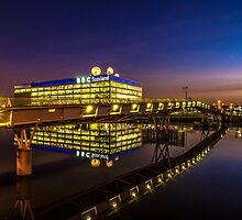 BBC Scotland HQ in Glasgow by ScotPix