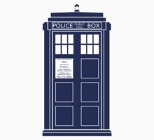 Doctor Who Tardis by TP79