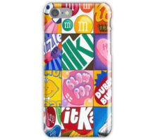 Pop Art candy iPhone Case/Skin