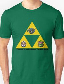 Zelda-Triforce Unisex T-Shirt