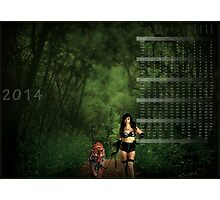 2014 - f Photographic Print