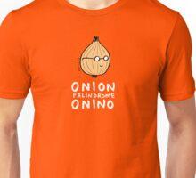 ONION >> PALINDROME = ONINO Unisex T-Shirt