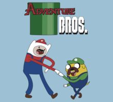 Adventure Bros by Everwind