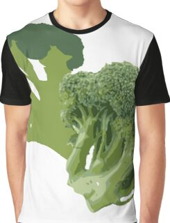 But Broccoli Loves You! Graphic T-Shirt