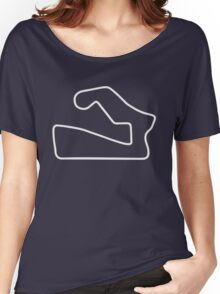 Road America [outline] Women's Relaxed Fit T-Shirt