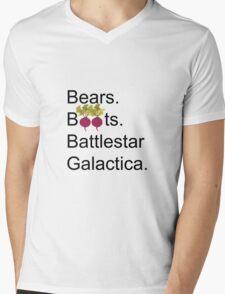 The Office US - Bears. Beets. Battlestar Galactica T-Shirt