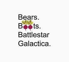 The Office US - Bears. Beets. Battlestar Galactica Unisex T-Shirt