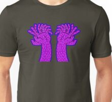 An overwhelming amount of fingers Unisex T-Shirt