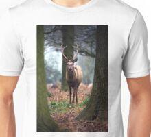 Wild Red Deer Unisex T-Shirt