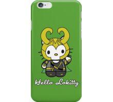 Hello Lokitty iPhone Case/Skin