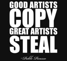 Great Artists Steal by Phox