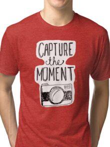 Capture the Moment Tri-blend T-Shirt