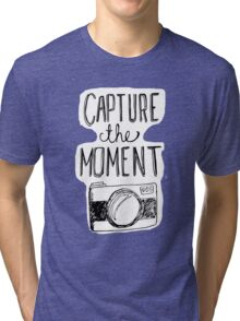 Capture the Moment Tri-blend T-Shirt