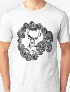 Love Conquers All- Grey Scale T-Shirt