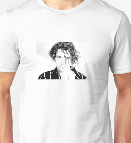Michael Hutchence, INXS Unisex T-Shirt