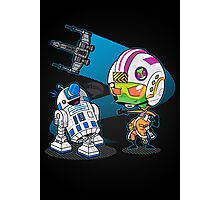 GiR2-D2 Photographic Print