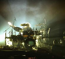 Tal Bergman (drummer for Joe Bonamassa) by virginian