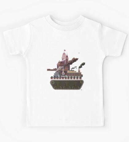 Military-Industrial Complex Kids Tee