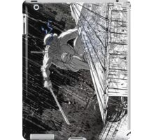 Ninja Turtle Leonardo in the Rain iPad Case/Skin