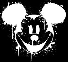 Drippy Mouse by justin13art