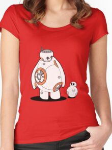 BB Max Women's Fitted Scoop T-Shirt