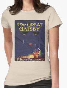Gatsby Womens Fitted T-Shirt