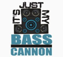 DJ Pon-3: It's Just My Bass Cannon  by Jubal Fleetham