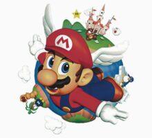 Super Mario 64 Revamped Art by Jack-O-Lantern