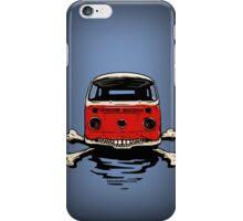 Bus & Crossbones iPhone Case/Skin
