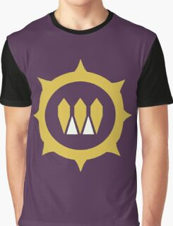 The Queens Emblem Graphic T-Shirt