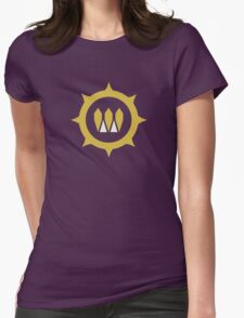 The Queens Emblem Womens Fitted T-Shirt