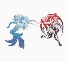Dissidia Final Fantasy Revamped Logo by Jack-O-Lantern