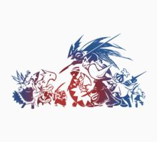 Final Fantasy Tactics The War of The Lions Revamped Logo by Jack-O-Lantern