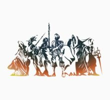 Final Fantasy Tactics Revamped Logo by Jack-O-Lantern