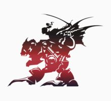 Final Fantasy VI Revamped Logo by Jack-O-Lantern