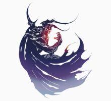 Final Fantasy IV Anniversary Revamped Logo by Jack-O-Lantern