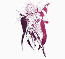 Final Fantasy II 20th Anniversary Revamped Logo by Jack-O-Lantern