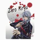 Zero Kiryu Vampire Knight by Shadow Boxer