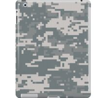 Camouflage - Digital Snow iPad iPad Case/Skin