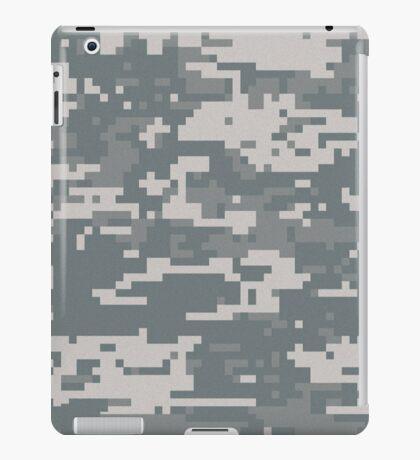 Camouflage - Digital Snow iPad iPad Case/Skin